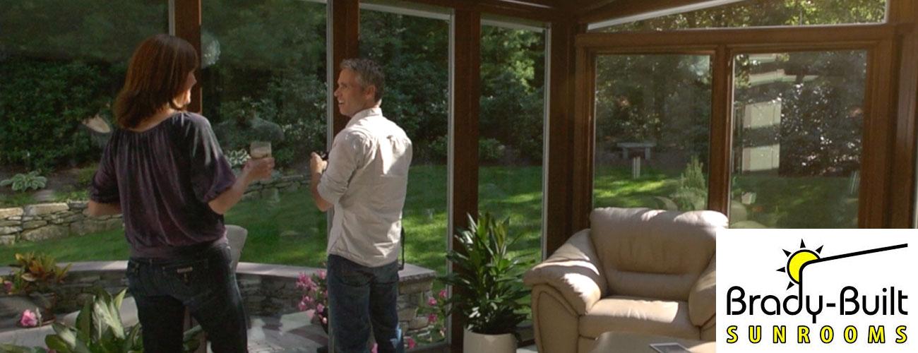 Brady Built Sunrooms TV Commercial