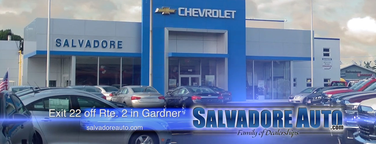 Salvadore Auto Group TV Commercial