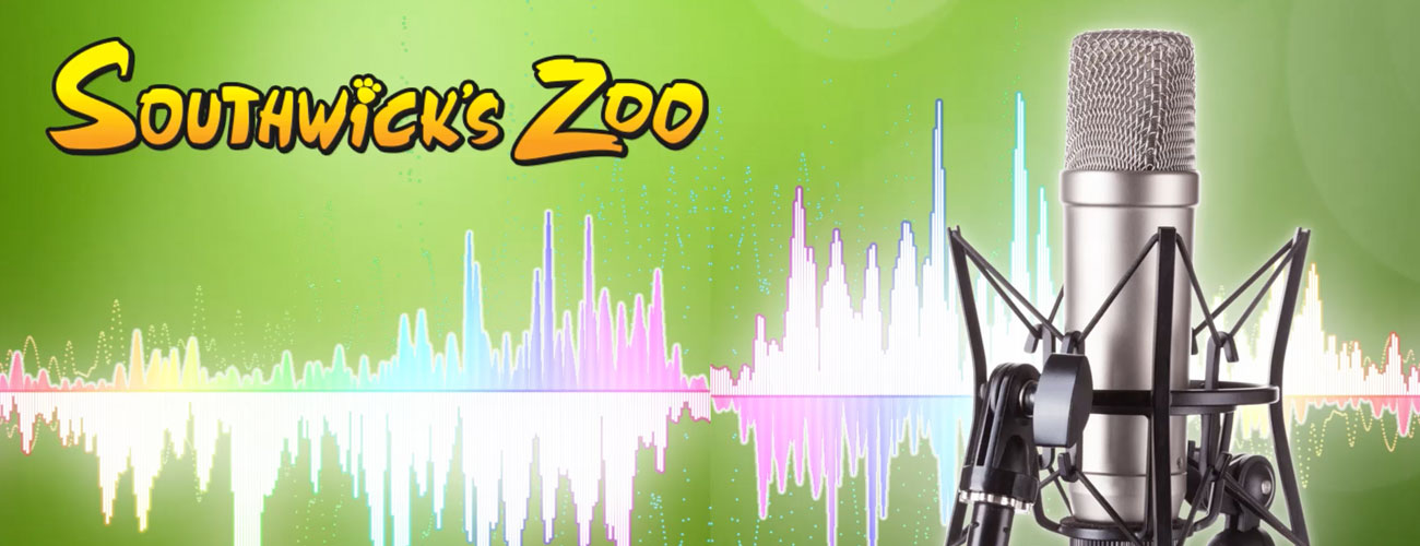 Southwick's Zoo - New England's Largest Zoo Radio Commercial