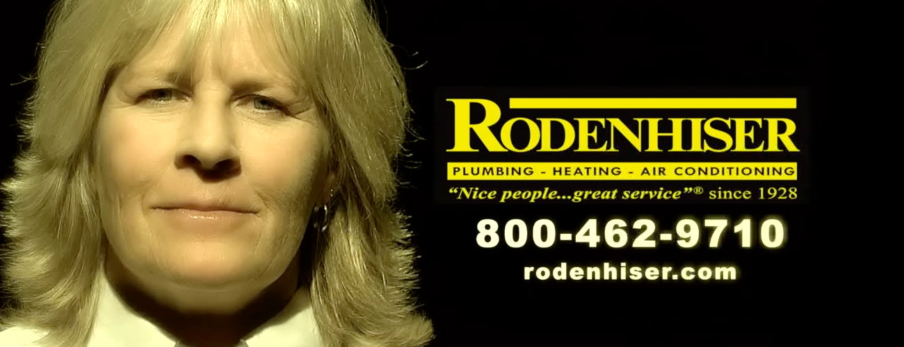 Rodenhiser Plumbing, Heating, A/C and Electrical TV Commercial