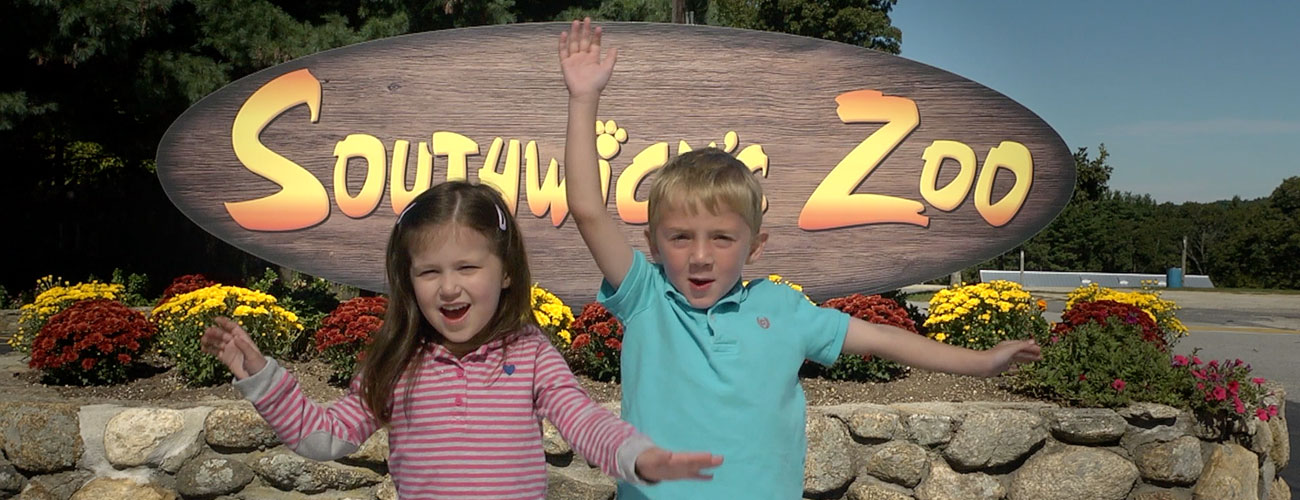 Southwick's Zoo - New England's Largest Zoo TV Commercial